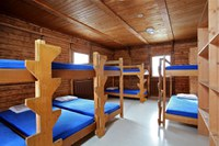 Chalet l'Ancien Stand - Leysin - aile ouest - chambre 1 (10 lits)