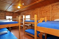 Chalet l'Ancien Stand - Leysin - aile ouest - chambre 5 (8 lits)