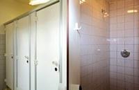 Chalet l'Ancien Stand - Leysin - aile ouest - douches et WC